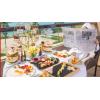 金茂三亚亚龙湾希尔顿酒店海景房可选网红阳台D