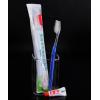 酒店用品一次性牙具客房宾馆旅店牙刷牙膏二合一套装洗漱定制整箱